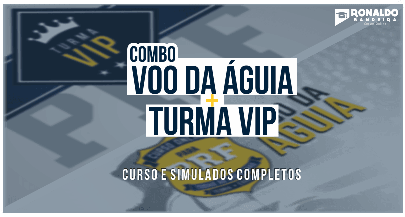 COMBO: VOO DA ÁGUIA + TURMA VIP